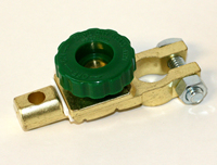 GE349S Grayston Competition Flash//Off//Flash Toggle Switch with Srew Terminals
